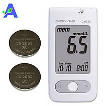 Батарейка GP Lithium CR 2032 для глюкометров Гамма Мини, Бионайм 110, Бионайм 550 и Бионайм Elsa, фото 2