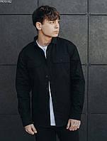 Летняя мужская рубашка Staff black