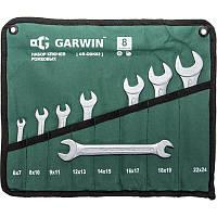 Набір ключів ріжкових GARWIN GR-ODK02