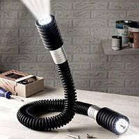 Ліхтарик світлодіодний Flashlight Snake двосторонній