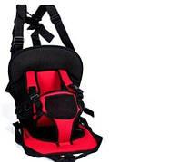 Автокрісло дитяче бескаркасное портативний Baby Car Seat, сірого кольору