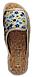 Комнатные тапочки женские Belsta (цветочек) размер 39, фото 2