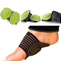 Ортопедичні устілки з супінатором Strutz, устілки-помічники для ступень