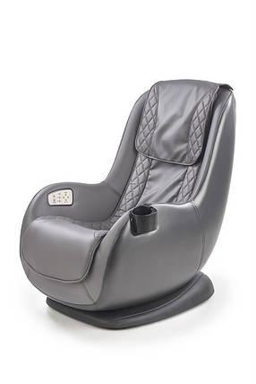 Кресло DOPIO  с массажной функцией (USB розетка) (Halmar), фото 2
