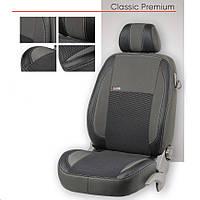 Автомобильные Модельные чехлы на сиденьяFord Grand C-Max 2010- (трансформер) EMC-Elegant 280 Classic Premium - Заводской Пошив под ЗАКАЗ