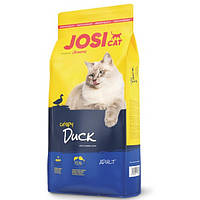 Сухой корм для кошек Josera JosiCat Crispy Duck 10 кг