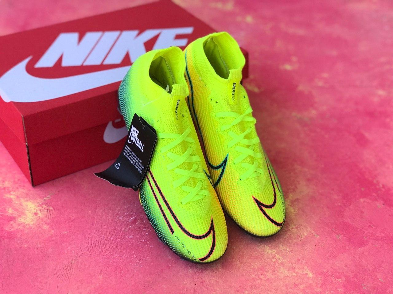 Бутсы Nike Mercurial Superfly 7 Elite MDS FG/найк меркуриал вапор/ копы