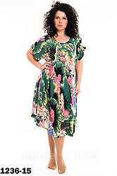 Женские платья лето 2020 размеры 54-58