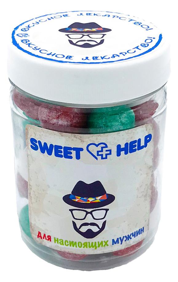"""Sweet help (вкусная помощь) """"Для настоящих мужчин"""" 250мл"""