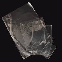 Пакет для подарков целлофановый прозрачный 40х60 см (50шт/уп)