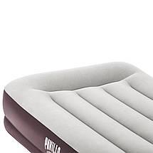 Надувная кровать Bestway 67698 Tritech Airbed 191х97х36см с подголовником, фото 3