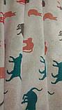 Комплект детского  постельного белья  Кошечки цветные, фото 3