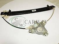 Стеклопод'емник передній правий Lanos під електропривод (шліц) 96304040 DW motors
