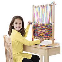 Великий дитячий ткацький верстат Melissa&Doug (MD19381)