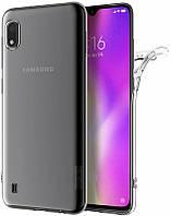 Чехол-накладка TOTO TPU High Clear Case Samsung Galaxy A10/M10 Transparent #I/S