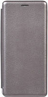 Чехол-книжка TOTO Book Rounded Leather Case Samsung Galaxy A90 5G Gray #I/S