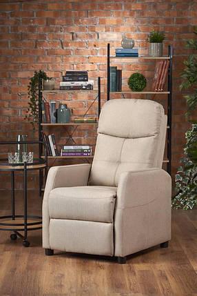 Кресло раскладное FELIPE   (Halmar), фото 2