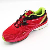 Кроссовки женские летние, цвет красный, Размер 41,5 (стоковая обувь) Распродажа.