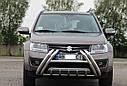 Кенгурятник (защита переднего бампера) Suzuki Grand Vitara 2012-2015, фото 2
