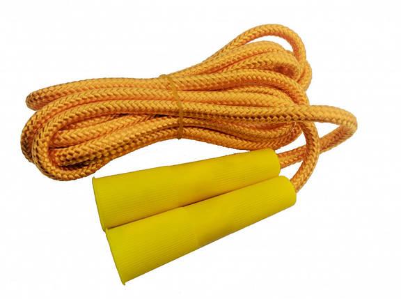 Скакалка MS 0420 (Yellow), фото 2
