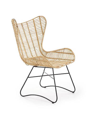 Кресло INDIANA плетенный (Halmar), фото 2