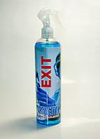 Розпродаж! Шкірний спрей спиртової санитайзер для рук антисептик EXIT 500 мл з дозатором великий