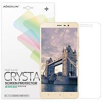 Защитная пленка Nillkin Crystal для Xiaomi Redmi Note 3 / Redmi Note 3 Pro