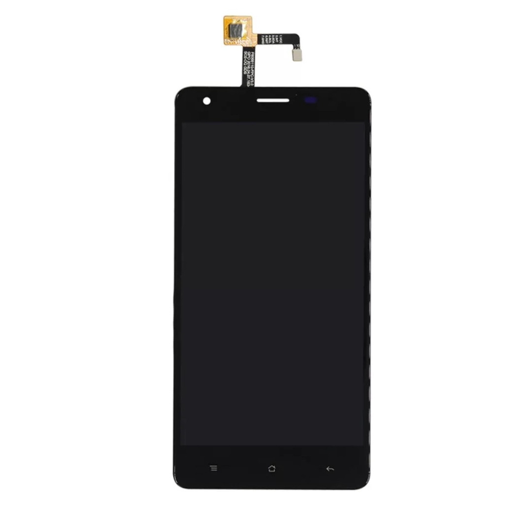 Дисплей + Touchscreen (модуль) для Oukitel K6000 Чорний