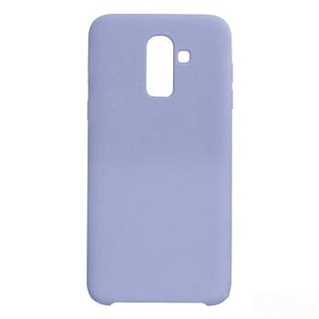 Чехол Silicone Cover without Logo (AA) для Samsung Galaxy J8 (2018)