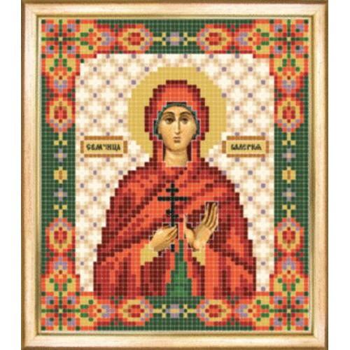 Валерия икона вышивка