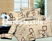 """Качественное постельное белье Евро размера """"RANFORCE"""""""