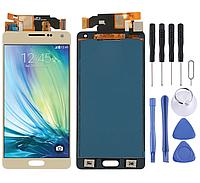 Lcd дисплей модуль, тачскрин  Samsung Galaxy A5, A500F, A500FU, A500M, A500Y, A500YZ, фото 1
