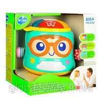 Музыкальная игра 3122 Счастливый младенец (12) звук, свет, движение, в коробке, фото 3