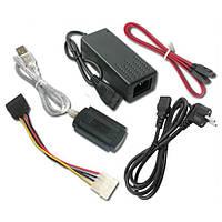 Адаптер SATA/IDE  DL-1319 (коробка)