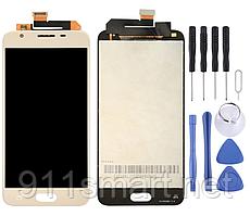 Дисплейный оригинальный lcd модуль, тачскрин  Samsung Galaxy j5 Prime G570 g570f SM-J570F