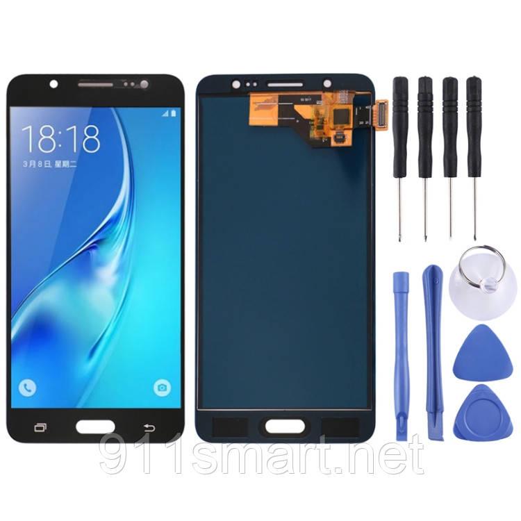 Дисплейний lcd модуль, тачскрін, екран Samsung Galaxy J5 2016 рік j510fn, j510f ,j510h