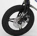 Детский велосипед 14 дюймов Magnesium MG-85328 синий магниевая рама, фото 4