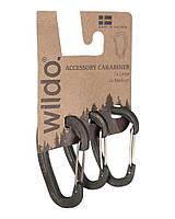Набор карабинов WILDO (3 шт.) Olive