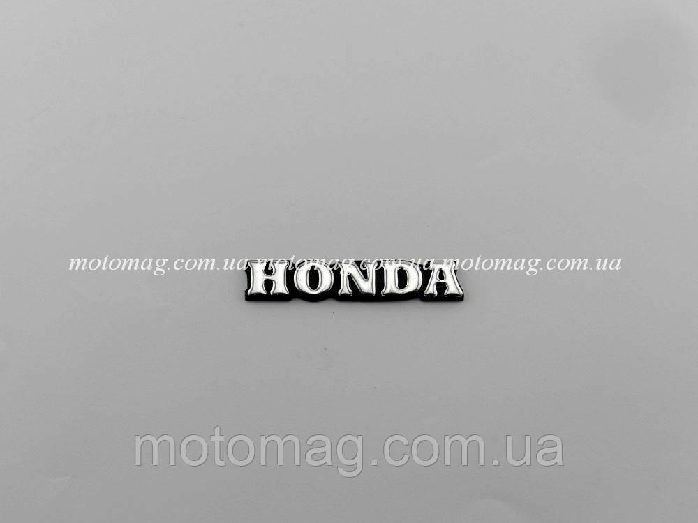 Наклейка пластиковая HONDA
