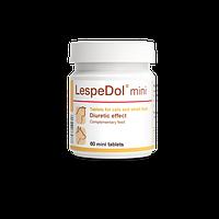 Витаминно минеральная добавка с мочегонным действием для собак малых пород и кошек Dolfos LespeDol Mini