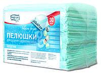 Пеленки Magic Pet 60*60 см 30 шт | пеленки для собак и щенков ежедневные гипоаллергенные