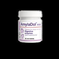 Витаминно минеральная кормовая добавка для улучшения пищеварения кошек Dolfos AmylaDol