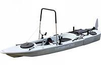 Каяк для рыбалки с электромотором Haswing  HB-54601