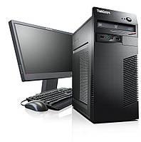 Компьютер в сборе, Intel Core i7 860, 8 ядер до 3,46 Ghz, 4 Гб ОЗУ DDR-3, HDD 250 Гб, монитор 17 дюймов