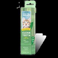 Гель паста для чистки зубов кошек и котов Тропиклин Tropiclean Clean Teeth Oral Care Gel - 59 мл