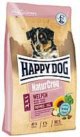 Корм для щенков сухой Happy Dog Premium Natur Croq Welpen Хеппи Дог Натур Крок Вельпен 15 кг