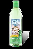 Добавка в воду для гигиены полости рта кошек и котов Тропиклин Tropiclean Oral Care Water Additive 473 мл