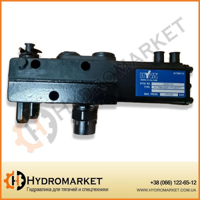 "Гидравлический клапан Hyva HT-TNK-2220-170-220-P1"""
