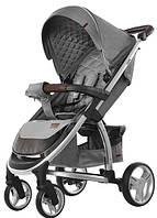 Прогулочная коляска Carrello Vista (светло-серый цвет)