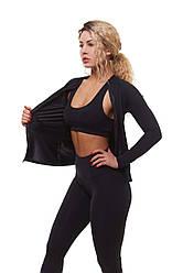Женский спортивный костюм для фитнеса Black Joy
